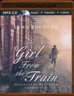The Girl from the Train - unabridged audio book on CD  -     By: Irma Joubert
