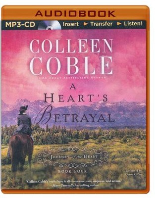 Heart's Betrayal, A - unabridged audio book on MP3-CD  -     By: Colleen Coble
