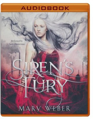Siren's Fury - unabridged audio book on MP3-CD  -     By: Mary Weber