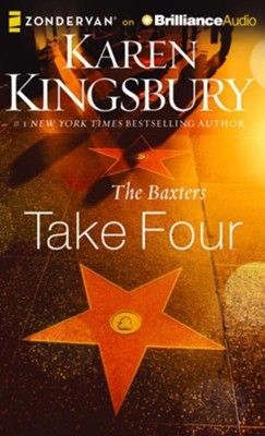 The Baxters Take Four - unabridged audio book on CD  -     By: Karen Kingsbury