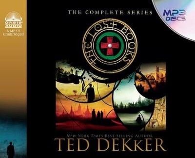 The Lost Books Box Set Unabridged Audiobook on CD  -     By: Ted Dekker, Kaci Hill