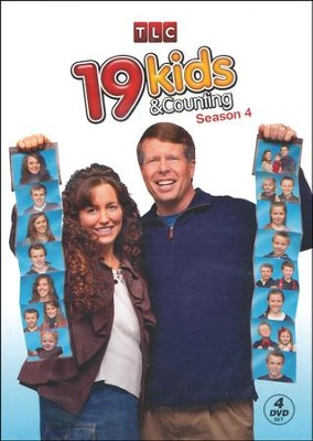 19 Kids & Counting: The Duggars, Season 4   -