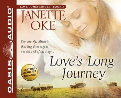 #3: Love's Long Journey Unabridged Audiobook on CD  -     Narrated By: Ruth Ann Phimister     By: Janette Oke