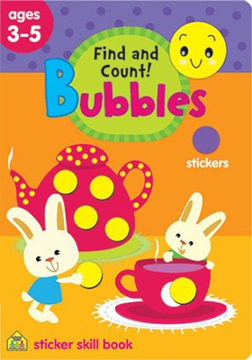 Find and Count! Bubbles Workbook   -