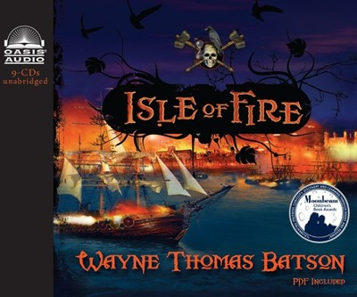 Isle of Fire - Unabridged Audiobook  [Download] -     Narrated By: Anthony Brawner     By: Wayne Thomas Batson