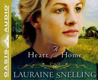 A Heart for Home: Unabridged Audiobook on CD  -     By: Lauraine Snelling