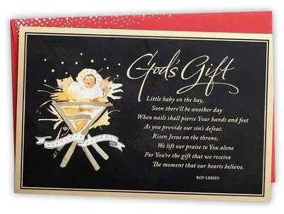 God's Gift Cards, Box of 18  -