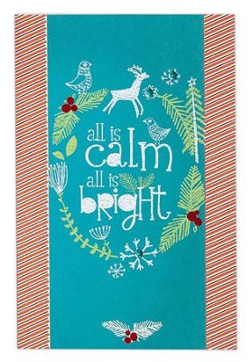 All Is Calm, All Is Bright Cards, Box of 18  -