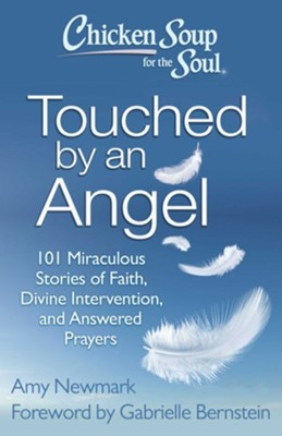 Chicken Soup For The Soul: Touched By An Angel: 101 Miraculous Stories Of Faith, Divine Intervention, And Answered Prayers  -     By: Amy Newmark