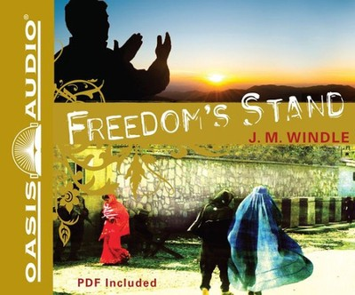 Freedom's Stand - Unabridged Audiobook  [Download] -     Narrated By: Rebecca Gallagher     By: Jeanette Windle