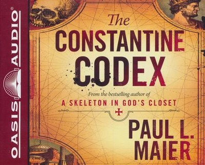 The Constantine Codex - Unabridged Audiobook on CD  -     By: Paul L. Maier