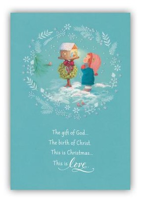 Gift of God Cards, Box of 18  -