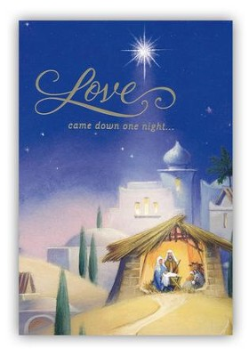Love Came Down Cards, Box of 18  -