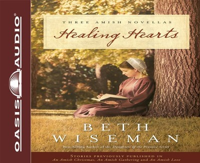 Healing Hearts: A Collection of Amish Romances - Unabridged Audiobook  [Download] -     Narrated By: Christian Taylor, Brooke Sanford Heldman     By: Beth Wiseman