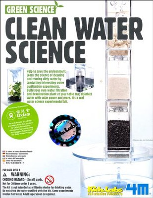 Clean Water Science   -