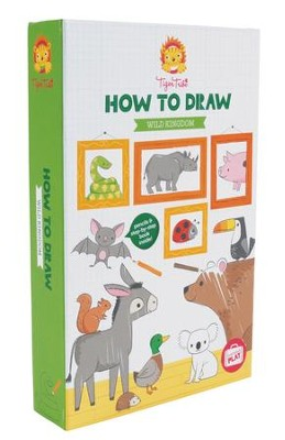 How To Draw, Wild Kingdom  -