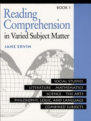 Reading Comprehension in Varied Subject Matter Book 1, Grade 3  -     By: Jane Ervin