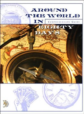 Around the World in Eighty Days Comprehension Guide   -     By: Jonathan Daughtrey