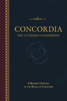 Concordia: The Lutheran Confessions, Pocket Edition   -     Edited By: Paul T. McCain     By: Edited by Paul T. McCain