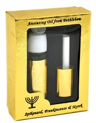 Spikenard Magdalena Anointing Oil from Israel  -