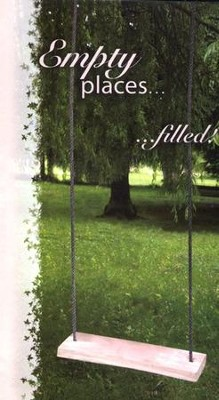 Empty Places... Filled! - English  Pack of 25   -