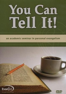 You Can Tell It! Academic (5) DVD Set (includes 1 DVD ROM  w/complete syllabus, bibliography & quiz questions)  -