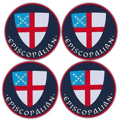 Episcopalian Magnet ( set of 4 )  -