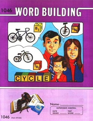 Word Building PACE 1046, Grade 4   -