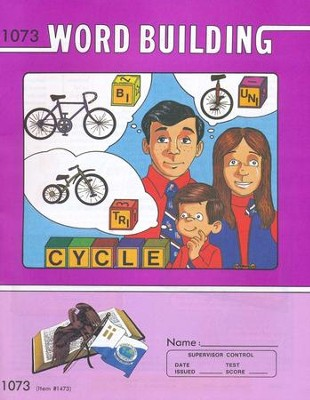 Word Building PACE 1073, Grade 7   -