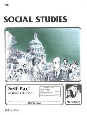 World History Self-Pac 108, Grade 10   -