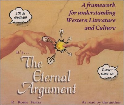 The Eternal Argument, Audio Book   -     By: Robin Finley