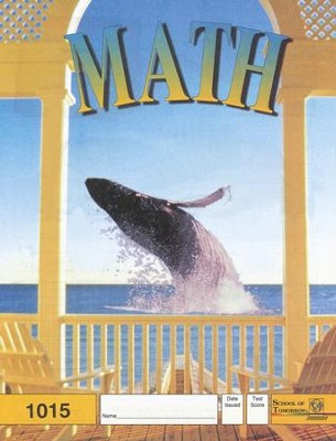 Latest Edition Math PACE 1015, Grade 2   -