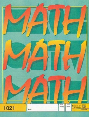 Latest Edition Math PACE 1021, Grade 2   -