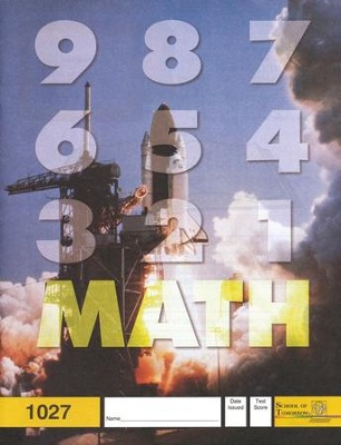 Latest Edition Math PACE 1027 Grade 3  -