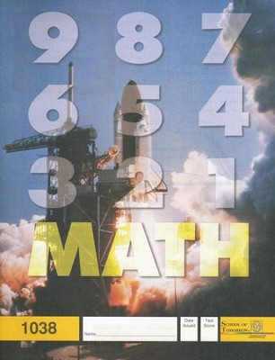 Latest Edition Math PACE 1038 Grade 4  -