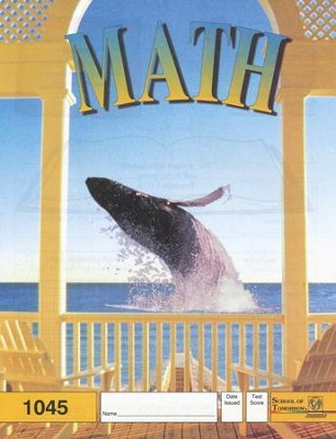 Latest Edition Math PACE 1045 Grade 4  -