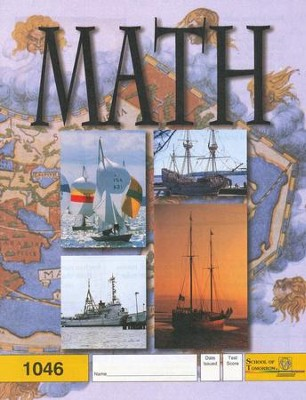 Latest Edition Math PACE 1046 Grade 4  -