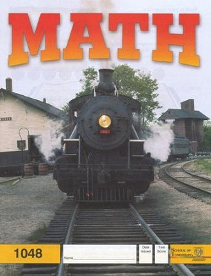 Latest Edition Math PACE 1048 Grade 4  -