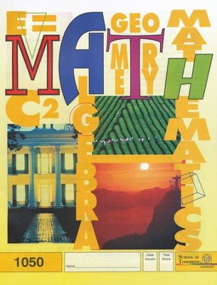 Latest Edition Math PACE 1050, Grade 5   -