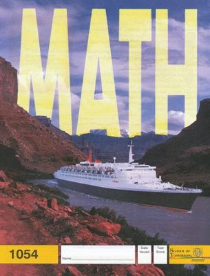 Latest Edition Math PACE 1054, Grade 5   -