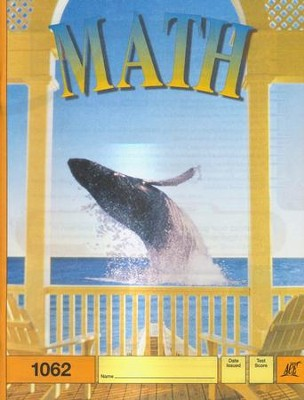 Latest Edition Math PACE 1062, Grade 6   -