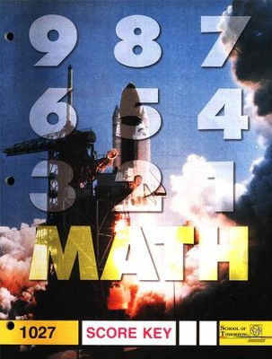 Latest Edition Math PACE SCORE Key 1027 Grade 3  -