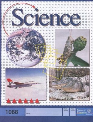 Science PACE 1088, Grade 8, 3rd Edition   -