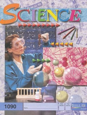 Science PACE 1090, Grade 8, 3rd Edition   -