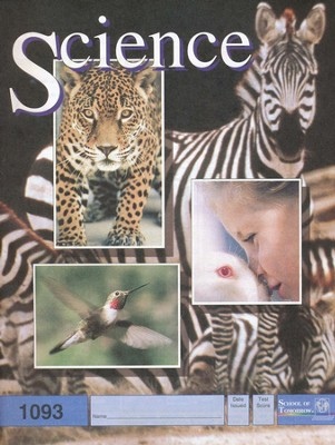 Science PACE 1093, Grade 8, 3rd Edition   -