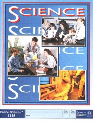 Physical Science PACE 1115, Grade 10   -