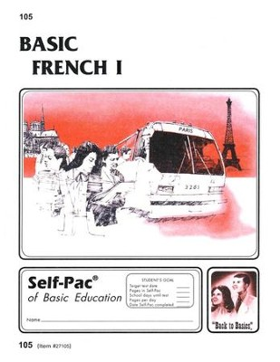 French Self-Pac 105, Grades 9-12   -