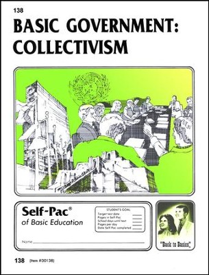 Collectivism Self-Pac 138, Grade 9-12   -