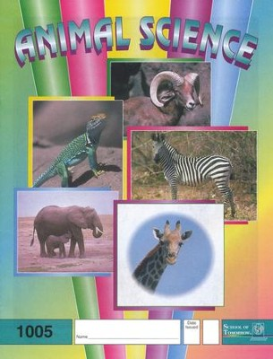 Animal Science PACE 1005, Grade 1   -