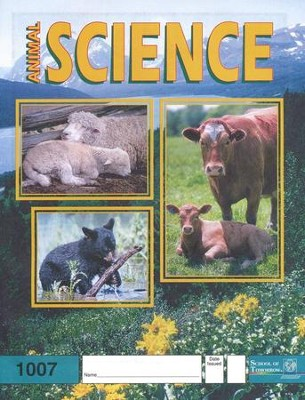 Animal Science PACE 1007, Grade 1   -